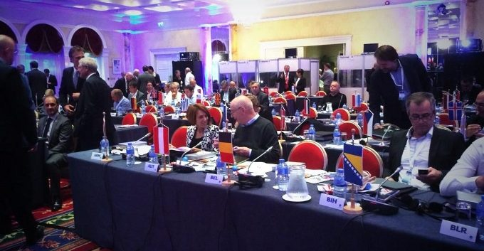 Se celebró en Copenhague la Conferencia de Secretarios Generales Europeos