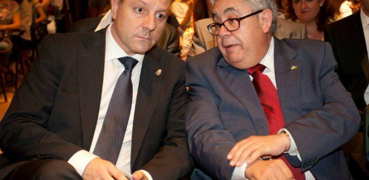 Un nuevo lío con otro miembro de la Junta Directiva de Blázquez