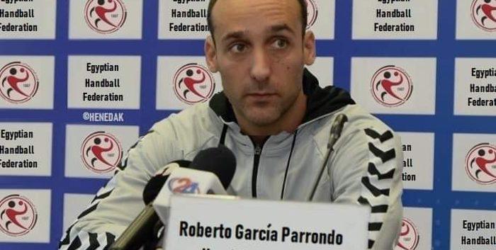 Roberto Garcia Parrondo reemplaza a Davis Davis como Seleccionador de Egipto