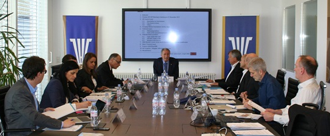 Se reunieron en Viena los Presidentes de la EHF e IHF con temas importantes