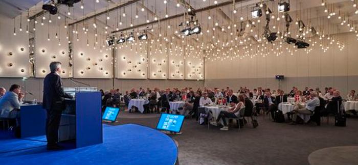 Conferencia Presidentes de Federaciones Nacionales EHF en Colonia