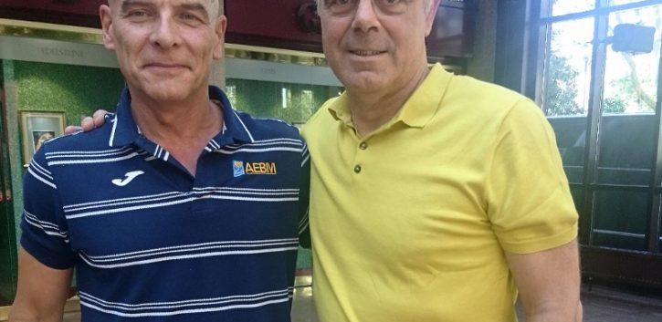 Europe Handball Coaches Association (EHCO) nombra a José Julio Espina Vicepresidente