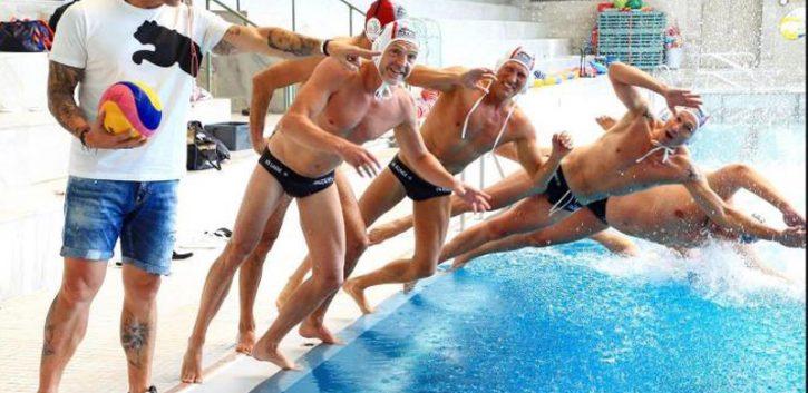 El mítico Stefan Kretzschmar entrenador de waterpolo por varias semanas