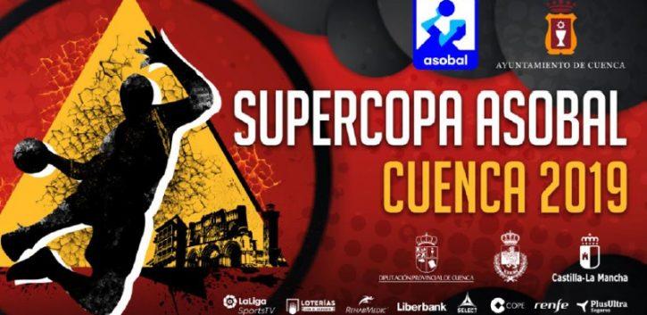 La Gala ASOBAL y la Supercopa abren la Temporada 2019-20
