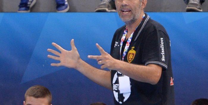 David Pisonero cesado como entrenador del Vardar