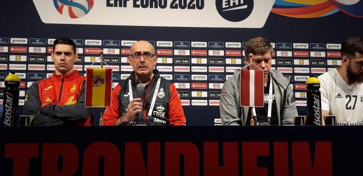 España gana su primer partido en el Europeo y ya piensa en Alemania