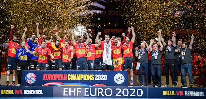España BICAMPEONA de Europa ante Croacia por la puerta grande