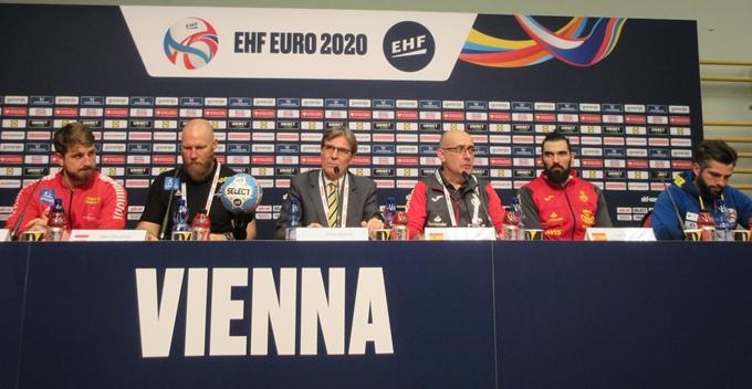 España gana a Austria, sigue invicta y le falta un punto para Semifinales