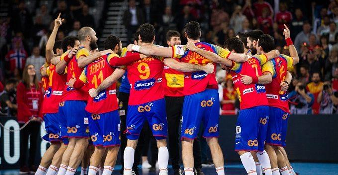 España empata con Croacia,Primera de Grupo y en Semifinales ante Eslovenia