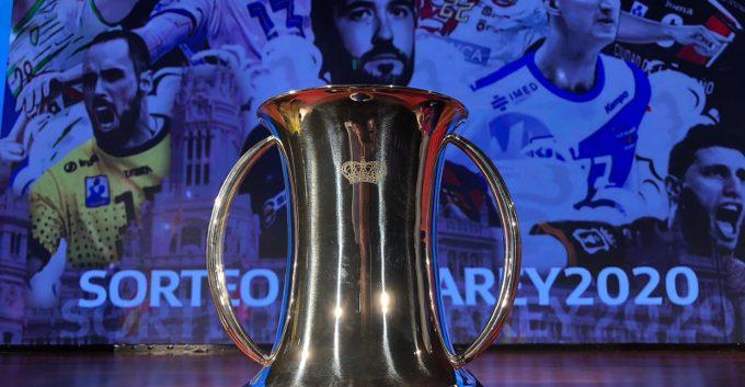 Comienza la XLV Copa del Rey en la Caja Mágica de Madrid
