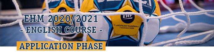 Nueva edición del European Handball Manager Programme