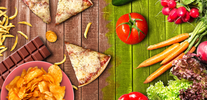 Realfood Vs. Ultraprocesados - EAT & FIT