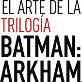 El arte de la trilogía Batman: Arkham_logo