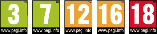 Etiquetas de edad PEGI