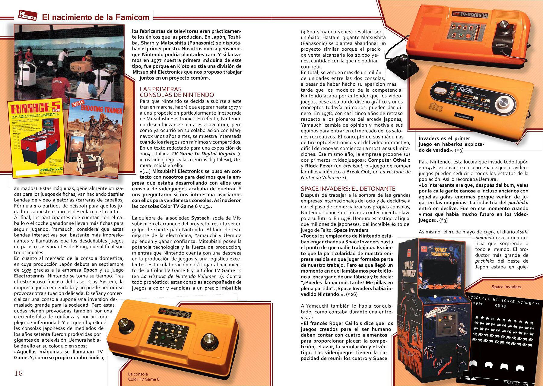 La historia de Nintendo: Volumen 3
