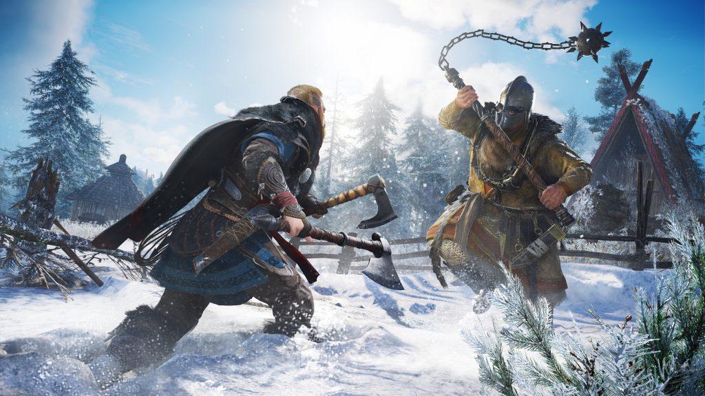 Assassin's Creed Valhalla 1