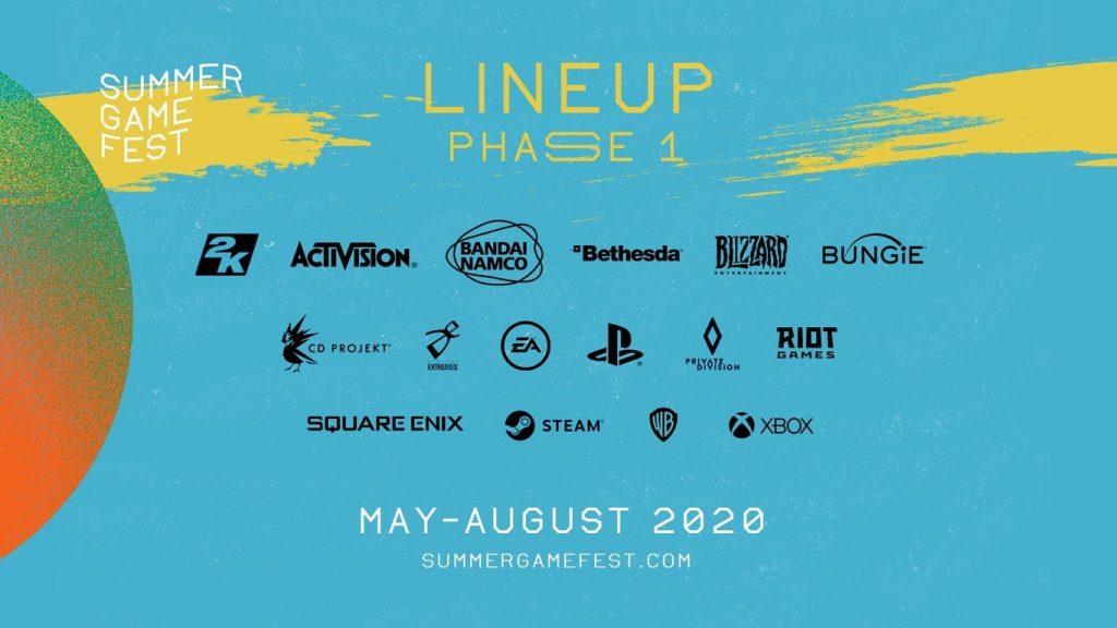 confirmados Summer Game Fest