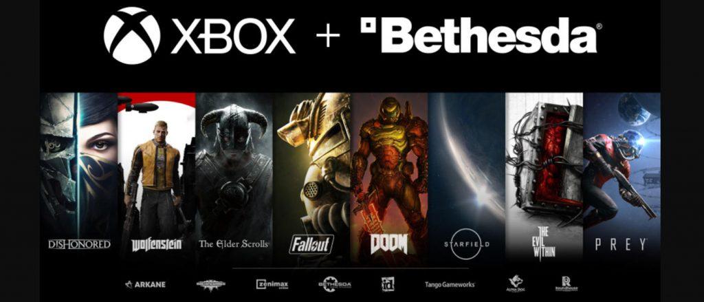 Bethesda x Xbox