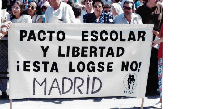 """""""EL PACTO ESCOLAR"""": UN PROBLEMA PENDIENTE"""