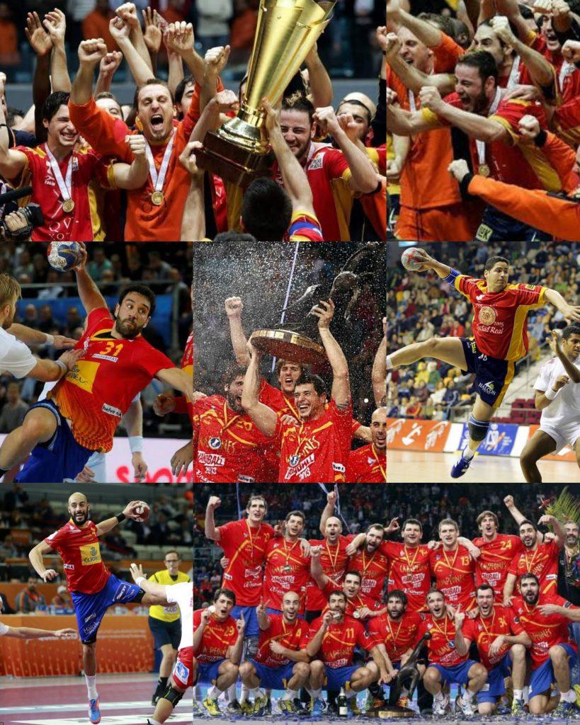 España En Los Mundiales De Balonmano Masculino Las Merinadas Deportivas De Edu