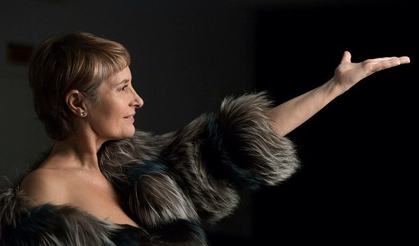 La actriz Assumpta Serna, Medalla CEC de Honor 2017