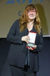 La realizadora de cine barcelonesa, Isabel Coixet, triunfó en los premios CEC con su trabajo La librería