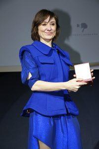 Nathalie Poza, mejor actriz protagonista por su papel en No sé decir adiós