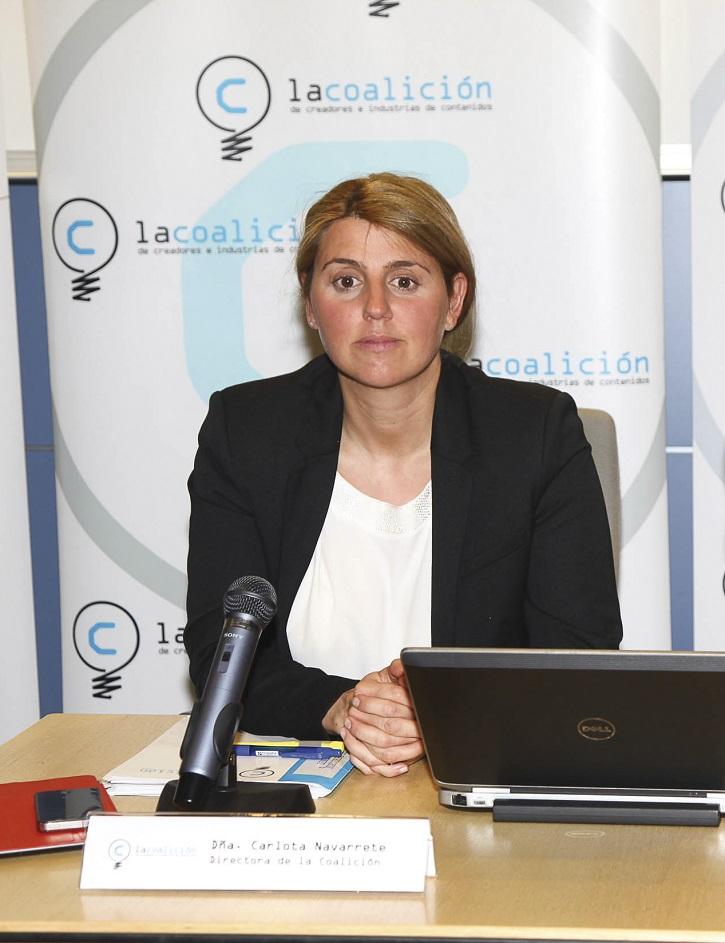 Carlota Navarrrete, Directora General de la Coalición