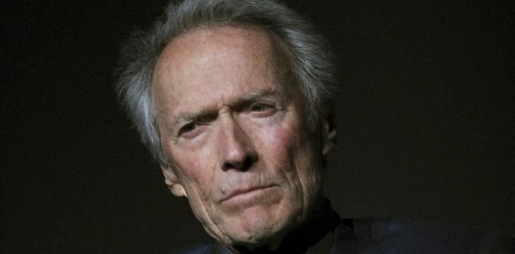 El oscarizado director de cine californiano, Clint Eastwood