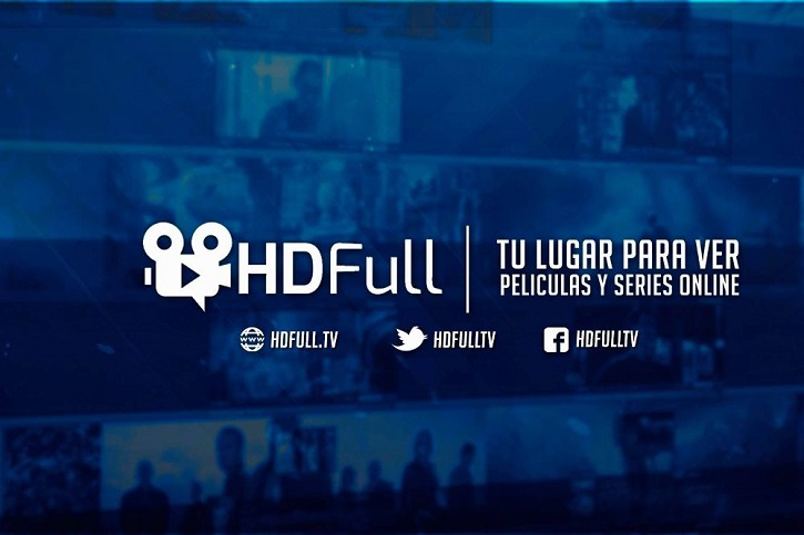 HDFull, una de las dos webs piratas censuradas