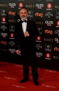 El actor protagonista, Javier Gutiérrez, por El autor