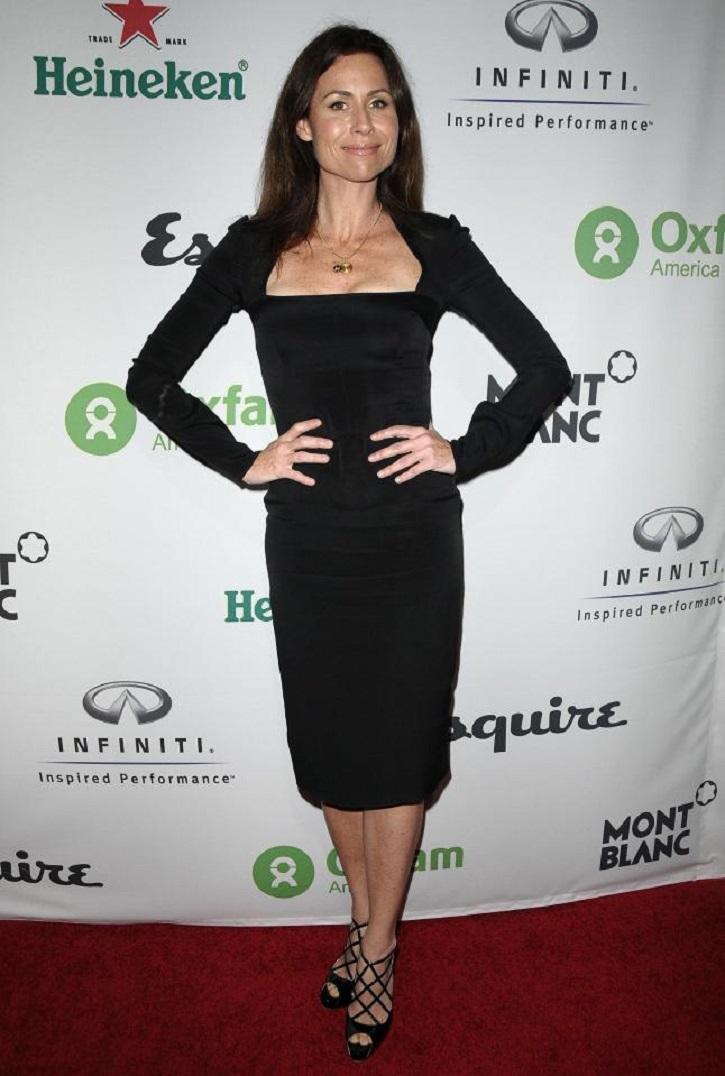 La actriz londinense Minnie Driver, exembajadora de Oxfam
