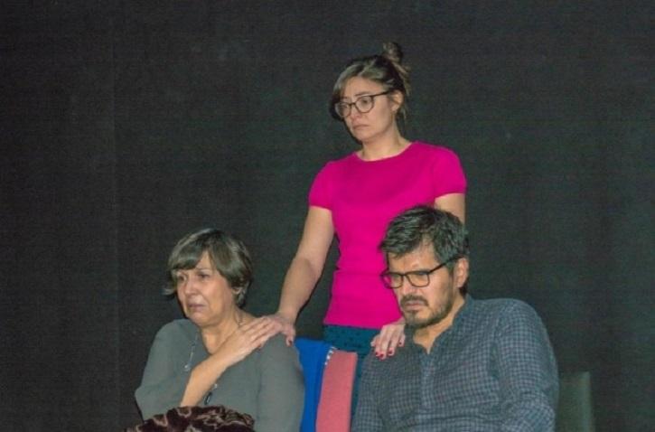 ¿Y esas caras, Jerónimo, Cristina y Natalia?