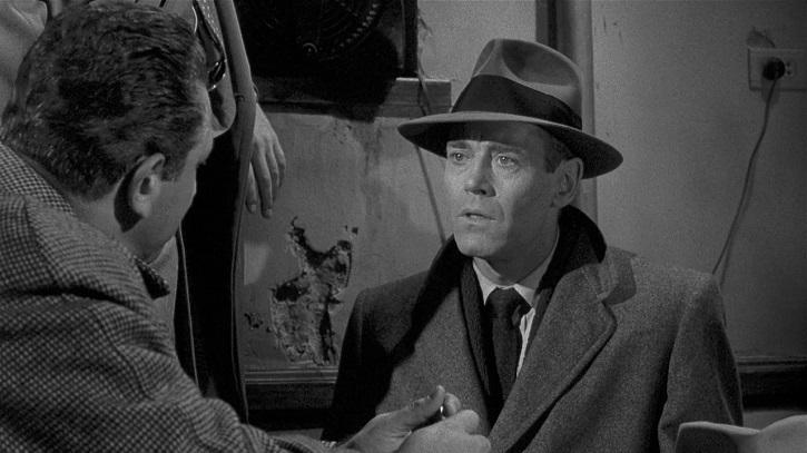 Henry Fonda en Falso culpable. Hitchcock hacía milagros cuando Dios no estaba en el rodaje
