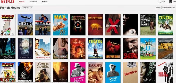 Catálogo de cine. Netflix comprará cines para que sus películas opten al Oscar