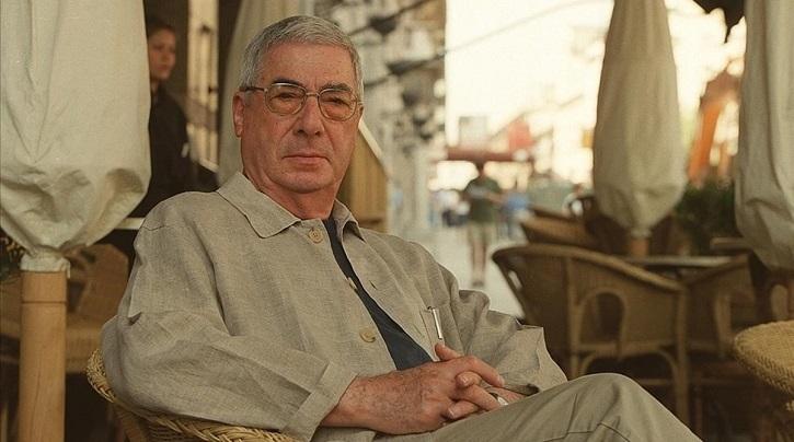 El laureado guionista español, Rafael Azcona, seis veces ganador del premio Goya