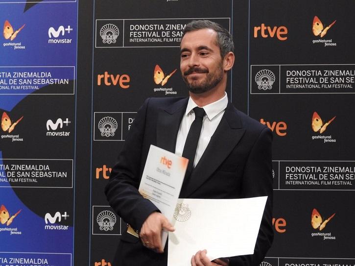 El laureado director de cine francés, Xavier Legrand