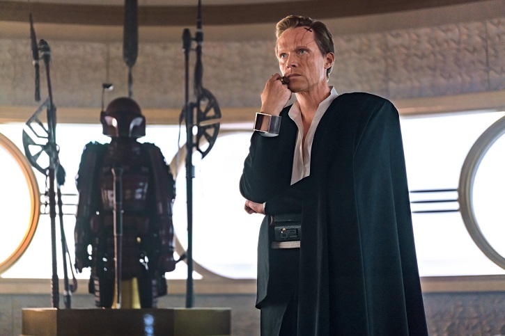 Paul Bettany is Dryden Vos in SOLO: A STAR WARS STORY | 'Han Solo' divide a la galaxia Star Wars