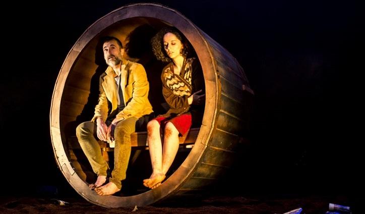 Fotograma del montaje | Viaje al fin de la noche: teatro contra ETA y GAL