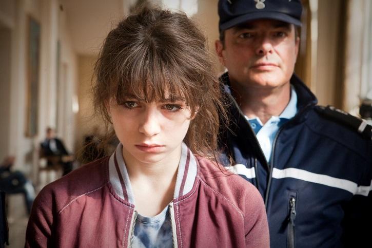 Imagen de la potente actriz protagonista, Alba Gaïa Bellugi | Filmin estrenará La vida de Manon, aclamada serie francesa