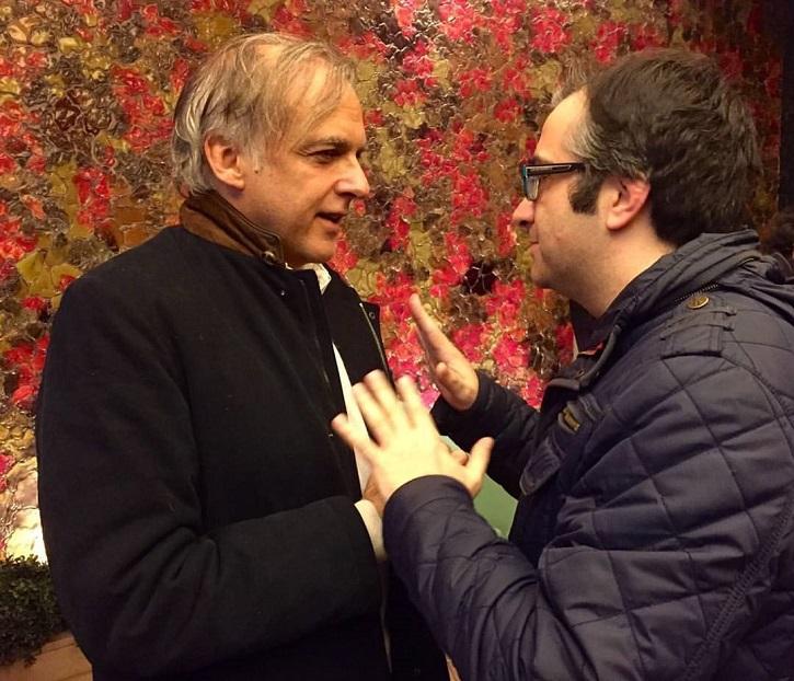 El crítico de cine José Luis Panero entrevista al galardonado cineasta Paco Arango | Paco Arango y la Fundación Aladina, Premio González Sinde 2018