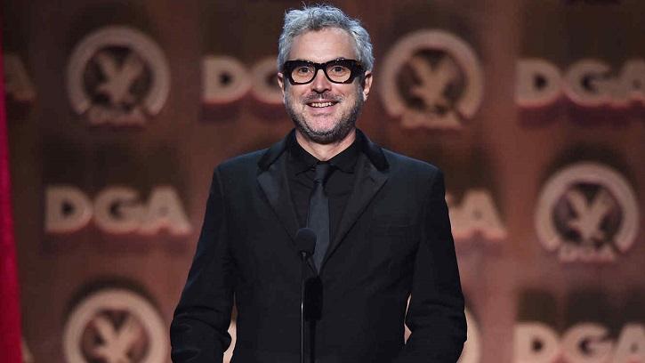 El cineasta Alfonso Cuarón | Harry Potter y el Prisionero de Azkabán