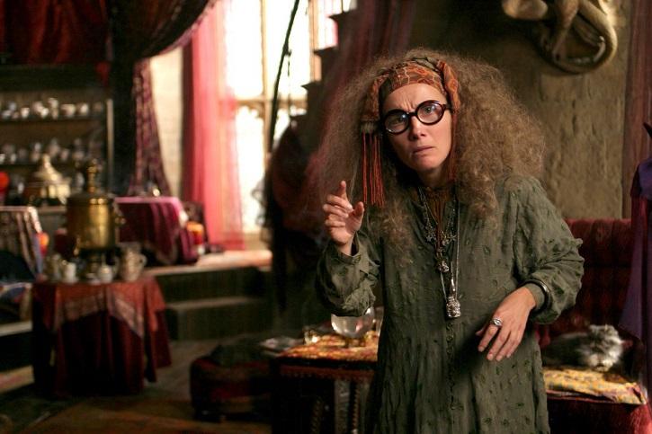 Poderoso fotograma con Emma Thompson | Harry Potter y el Prisionero de Azkabán
