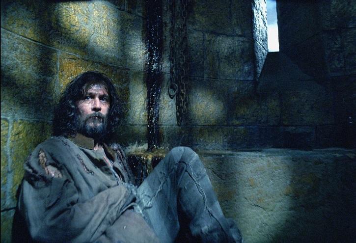 Poderoso fotograma con Gary Oldman | Harry Potter y el Prisionero de Azkabán