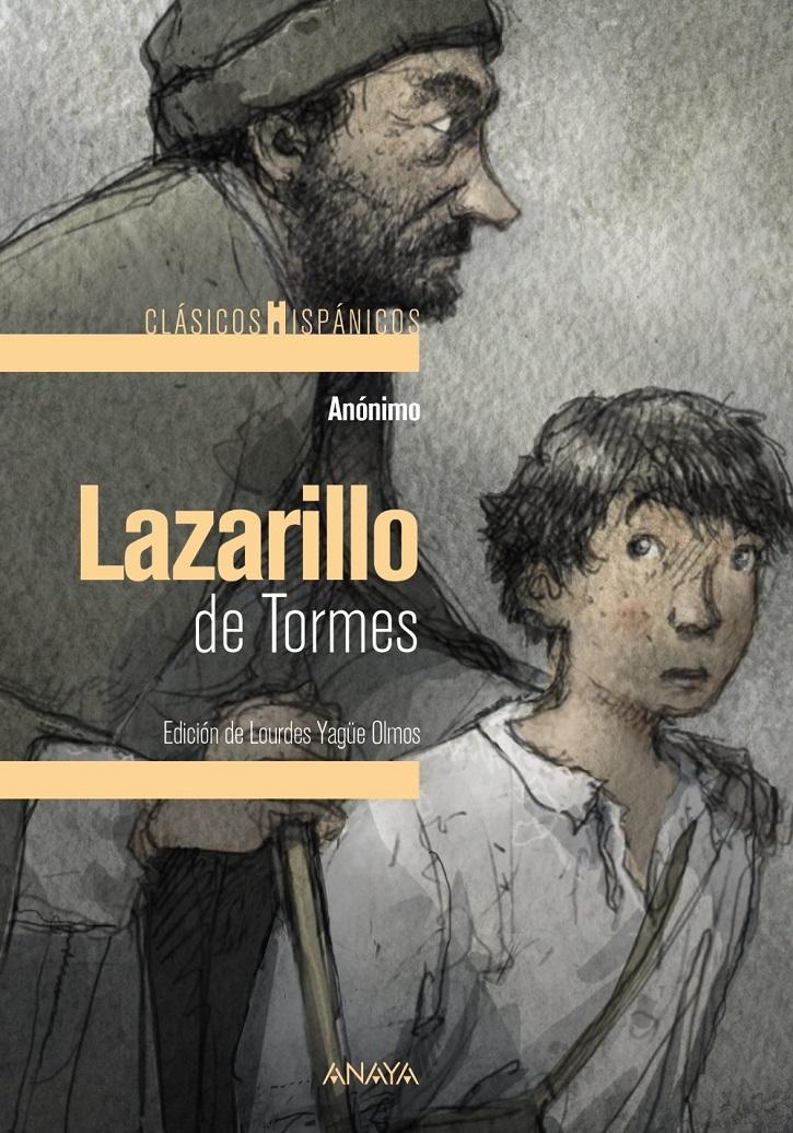 Portada del libro El lazarillo de Tormes, de autoranónimo | Ocaña, escenario del Siglo de Oro gracias al Teatro Peribáñez