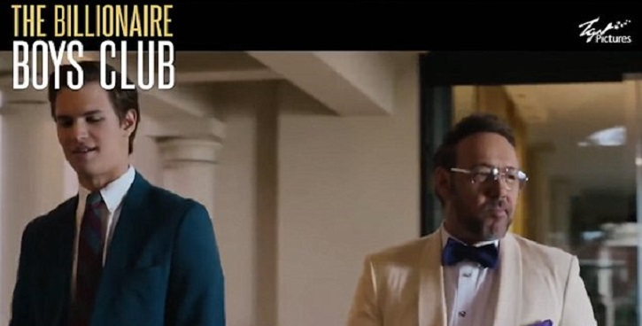 Fotograma del filme | Kevin Spacey regresa al cine con 'Billionaire Boys Club'