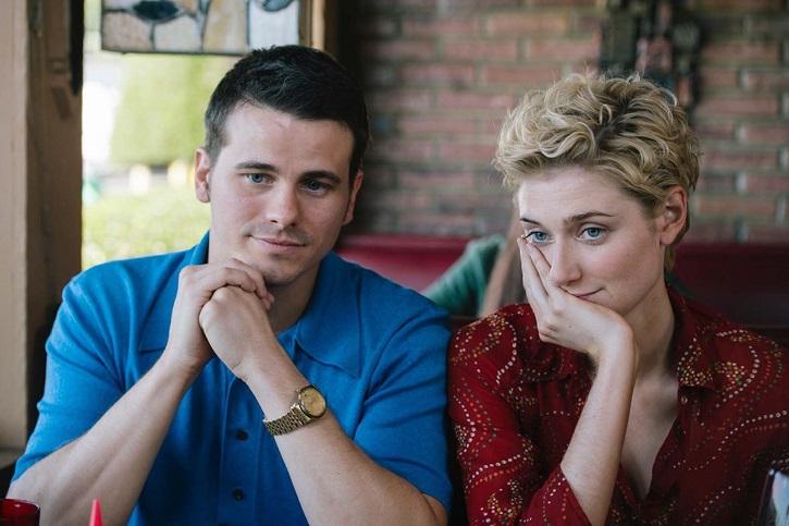 Elizabeth Debicki y Jason Ritter. Copyright Sundance Institute | 'The Tale', primera película del #MeToo