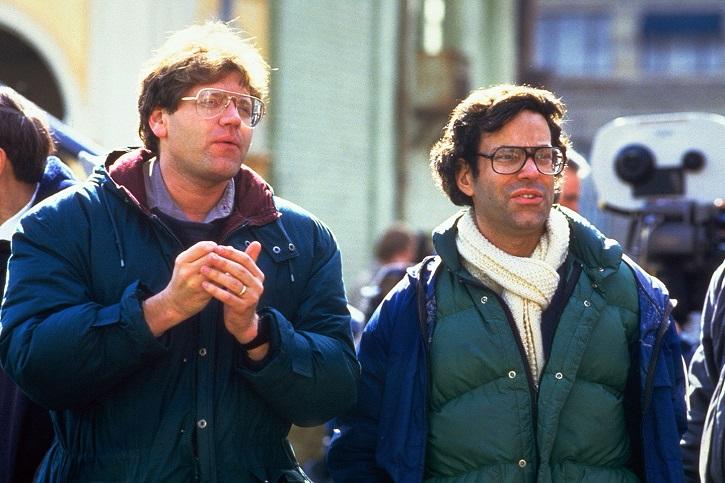 Bob Gale y Robert Zemeckis | Robert Zemeckis dice 'no' al remake de 'Regreso al futuro'