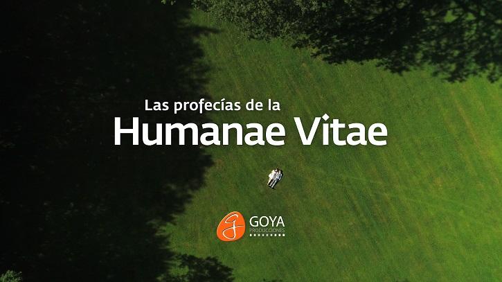 Carátula del documental | Goya Producciones lanza documental: 'Las profecías de la Humanae Vitae'