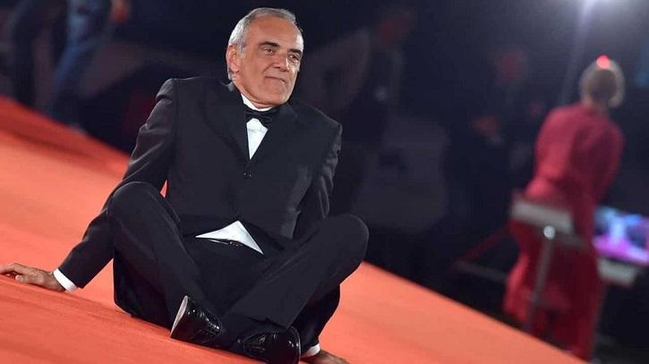 El director de cine italiano, Alberto Barbera | Cines italianos contra Netflix en la red y salas